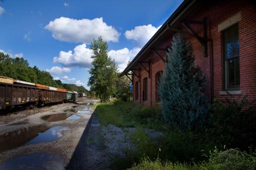 Westfield frieght depot circa 1905