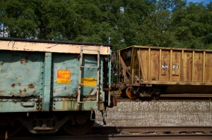 SOC railway cars
