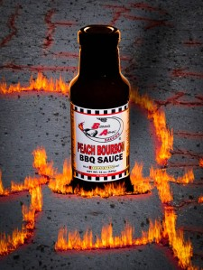 Burning Asphalt BBQ Sauce