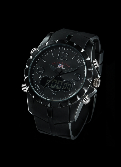 Black on Black Watch